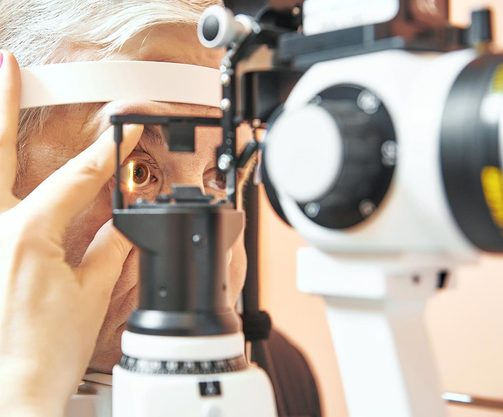Don't let glaucoma rob your eyesight. Get a comprehensive eye exam at American Vision At The Court today!